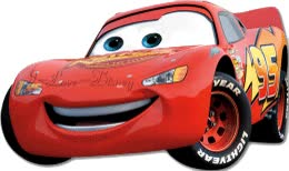 Watch and share Rayo Mcqueen animated stickers on Gfycat