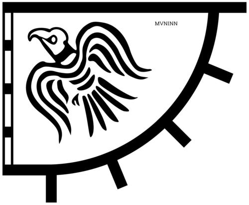Birds in Norse mythology, Coat of Arms, Divine Ravens, Family Crest, Hrafnaguð, Hrafnsmerki, Huginn, Muninn, Mvninn, My gifs, Norse Gods, Norse Legends, Norse Poetry, Norse artwork, Norse myths, Norse stuff, Raven Banner, Siblings, Totemic Flag, kennings, legendary feathers, skaldic poem, Ásgarðr Chronicles, Hrafnsmerki.Family Crest, Coat of Arms. GIFs