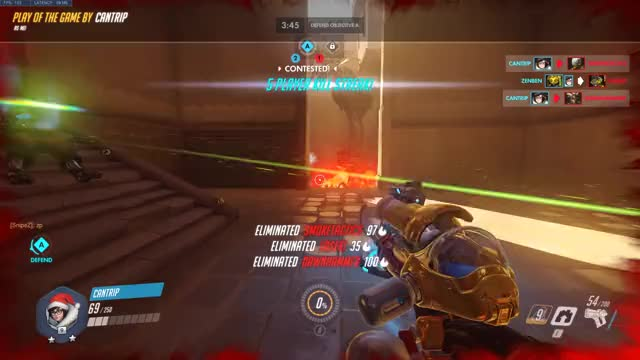 Watch vlc-record-2018-04-02-18h21m07s-Overwatch 2018.04.02 - 18.20.10.02.DVR.mp4- GIF on Gfycat. Discover more related GIFs on Gfycat