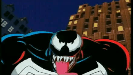 eddie brock, venom, Spiderman: TAS GIFs