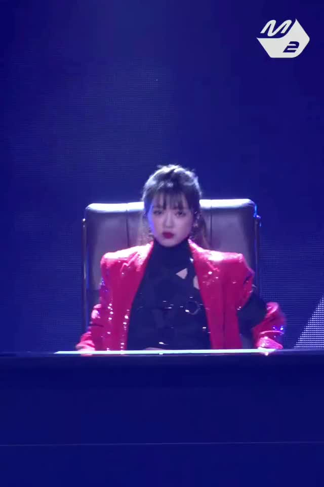 Watch and share 191011 OhMyGirl - YooA. GIFs by Roni on Gfycat