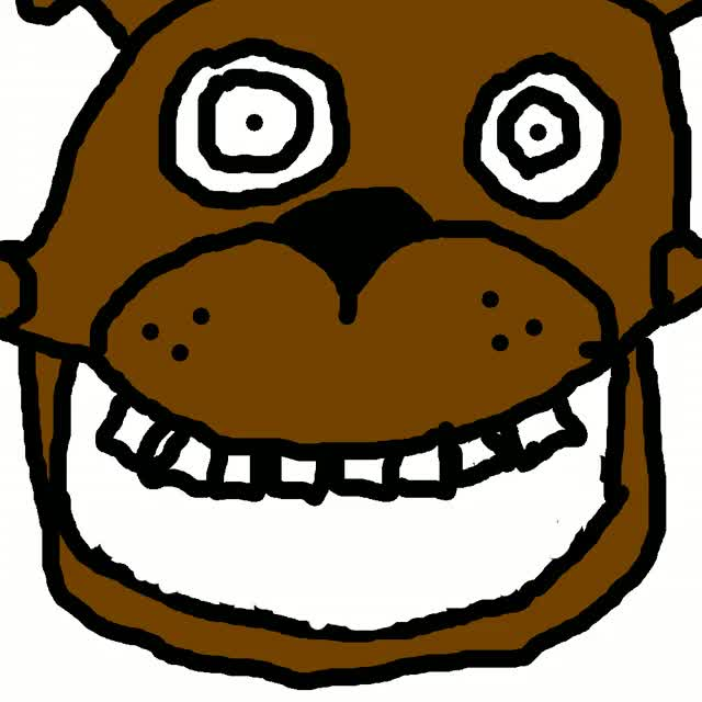 Watch and share Freddy Fazbear Gif By Berkata GIFs on Gfycat