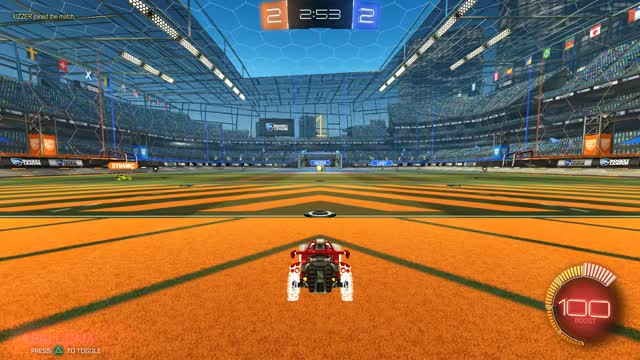 Watch and share Rocket League GIFs and Boomer Mode GIFs by Chris on Gfycat