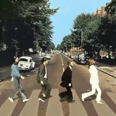 Watch and share The Beatles GIFs and Music GIFs on Gfycat