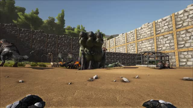 Watch ARK Survival Evolved 11.26.2017 - 04.17.29.02 GIF on Gfycat. Discover more related GIFs on Gfycat