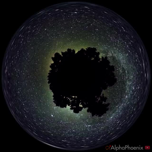 Watch and share Tiny Planet GIFs and Timelapse GIFs by Alpha Phoenix on Gfycat