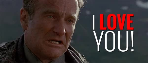 Watch this i love you GIF by Streamlabs (@streamlabs-upload) on Gfycat. Discover more i love you, love you, robin williams GIFs on Gfycat