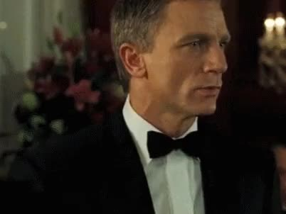 Watch and share Daniel Craig GIFs on Gfycat