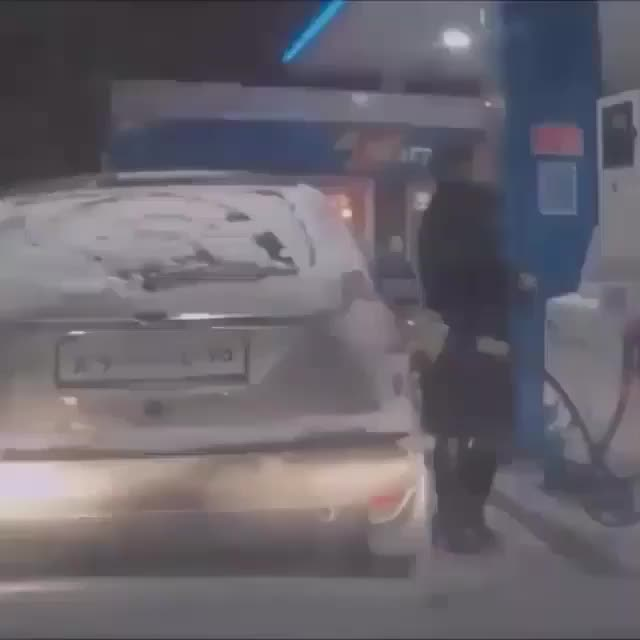 dashcam, if I use lighter while pumping gas GIFs
