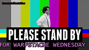 Watch and share Please Stand By For Warfstache Wednesday GIFs on Gfycat