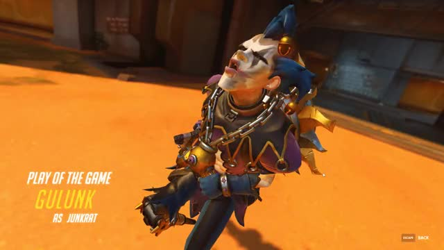 Watch JunkRat POTG Sub 010200 GIF by @gulunk on Gfycat. Discover more related GIFs on Gfycat