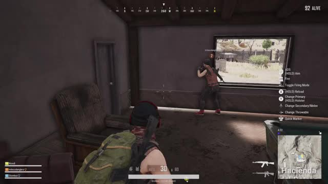 Watch this GIF by Xbox DVR (@xboxdvr) on Gfycat. Discover more PLAYERUNKNOWNSBATTLEGROUNDSFullProductRelease, Slombus, xbox, xbox dvr, xbox one GIFs on Gfycat