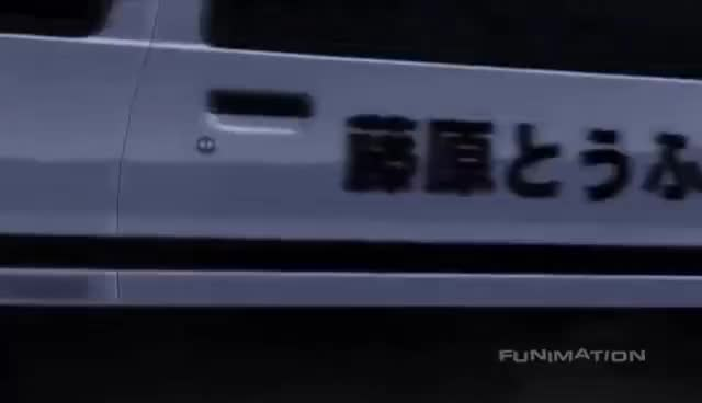 Watch and share Initial D Fourth Stage - Initial D: Fourth Stage - 23 - Endless Battle (SUB) GIFs on Gfycat