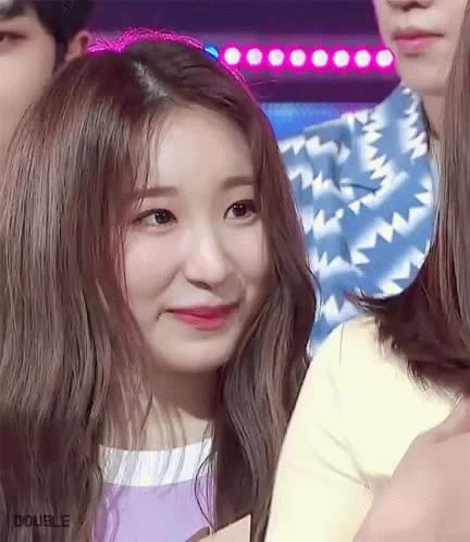 Watch and share Chaeyeon GIFs by majorig on Gfycat