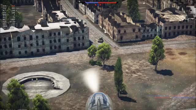 Watch and share P-47-D28 CAS GIFs by ImperialBower on Gfycat