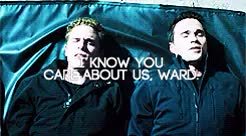 Watch and share Ward X Fitz GIFs and Grant Ward GIFs on Gfycat