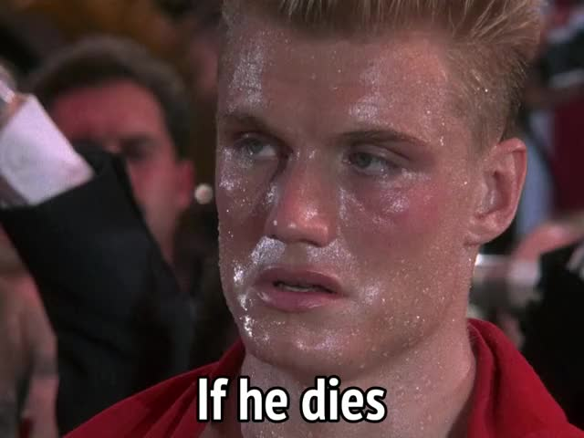 Watch and share Dolph Lundgren GIFs and Ivan Drago GIFs by MikeyMo on Gfycat