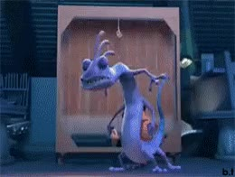 Watch and share Monster Inc GIFs on Gfycat