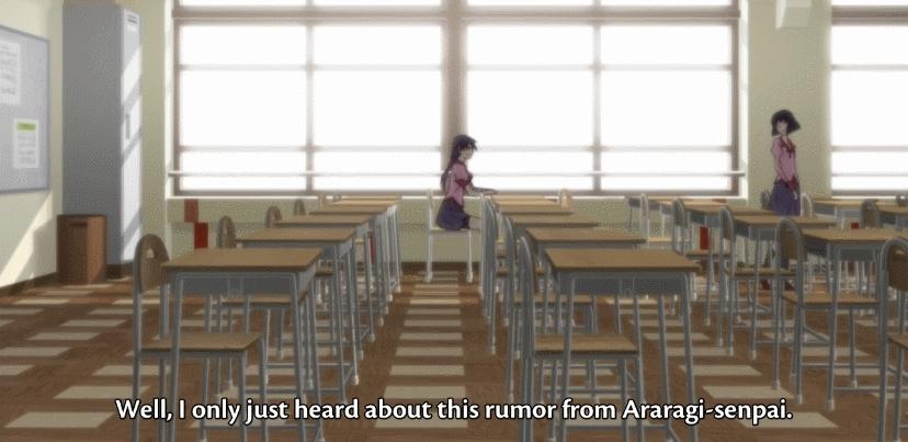 anime, araragi, Muraragi-Senpai GIFs