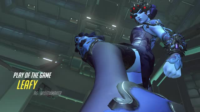 Watch widow potg  GIF on Gfycat. Discover more overwatch, widowmaker GIFs on Gfycat