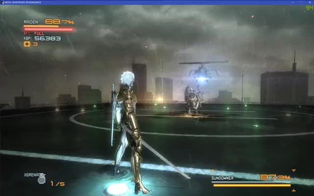Watch and share Metal Gear Rising Revengeance 2018.12.30 - 23.56.14.81.DVR GIFs on Gfycat