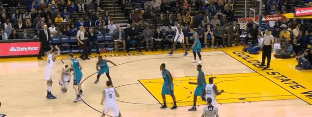 Watch and share 05012016 CHA - GSW Bogut Almost-assist GIFs by anonyman14 on Gfycat