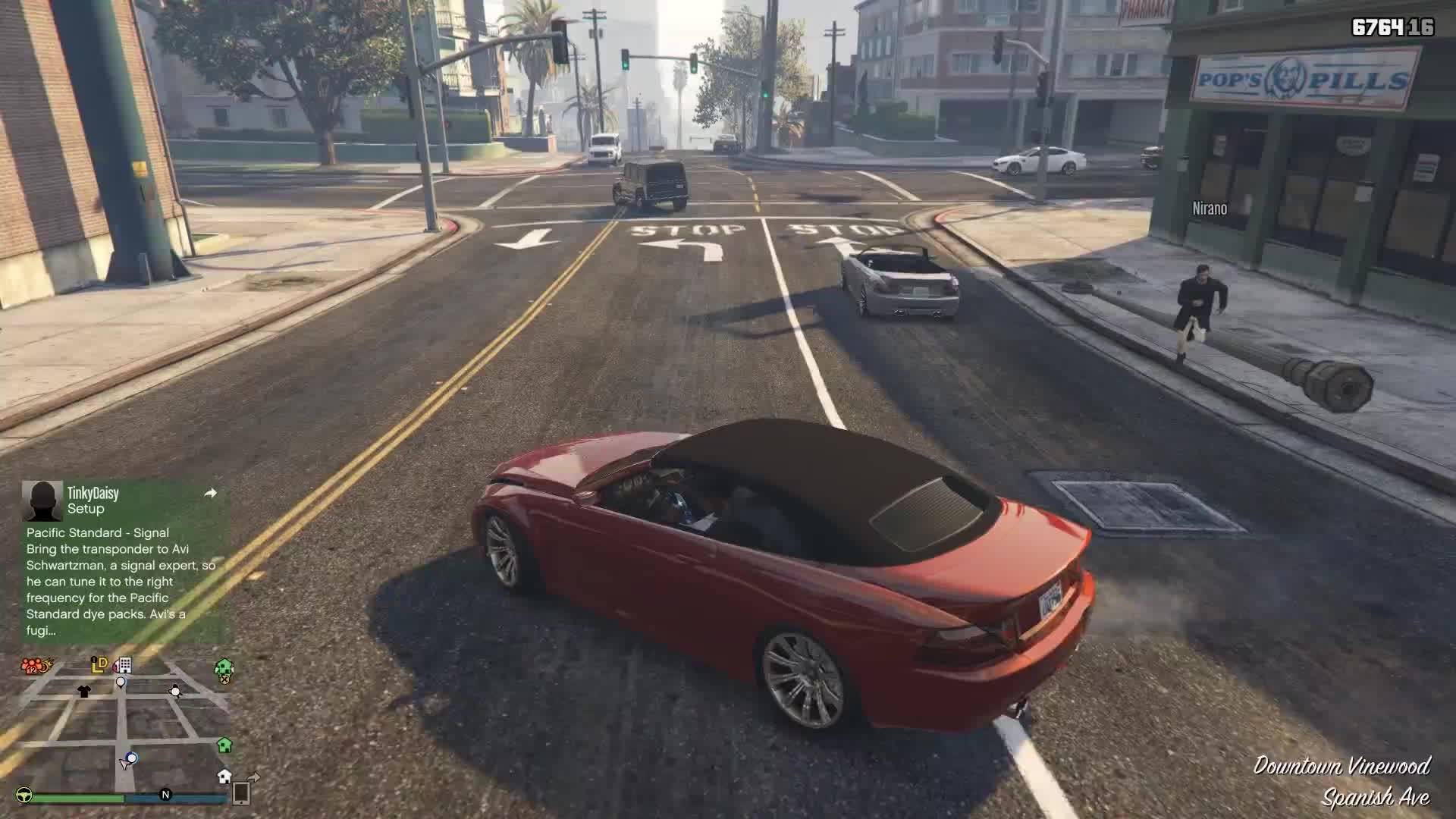 GrandTheftAutoV, gaming, youtube editor, [GTAV] - Crushed. GIFs