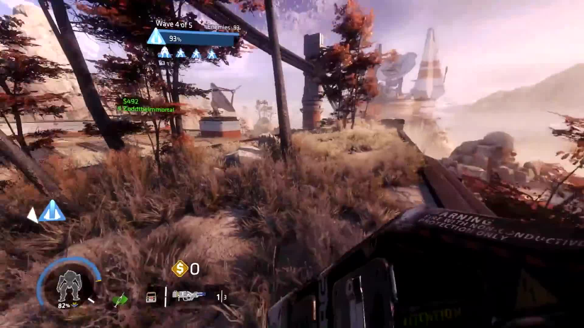 Frontier Defense, Gaming, Insane, Titanfall 2, Vaughny, Titanfall GIFs