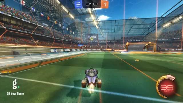 Goal 5: ›Gosu‹ Bl4ckGhost
