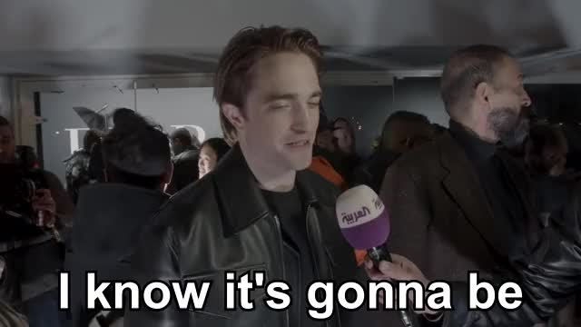 Watch and share Robert Pattinson GIFs and Exciting GIFs by AQUILUUS on Gfycat