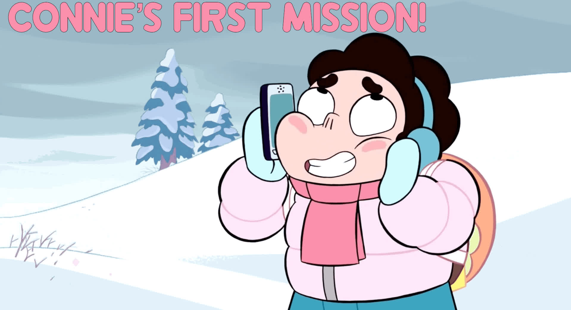 stevenuniverse, Connies first mission GIFs