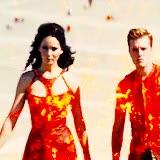 Watch and share Katniss Everdeen GIFs and Peeta Mellark GIFs on Gfycat