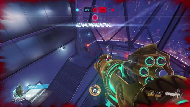 Watch and share This Is Trash King GIFs and Reinhardt GIFs on Gfycat