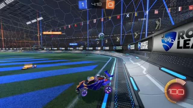 Watch 1v3 GIF by @limbo_messiah on Gfycat. Discover more RocketLeague GIFs on Gfycat