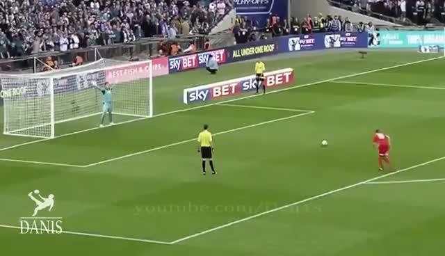 Top 10 Penalty Saves ● Heroic Goalkeepers Saves GIFs