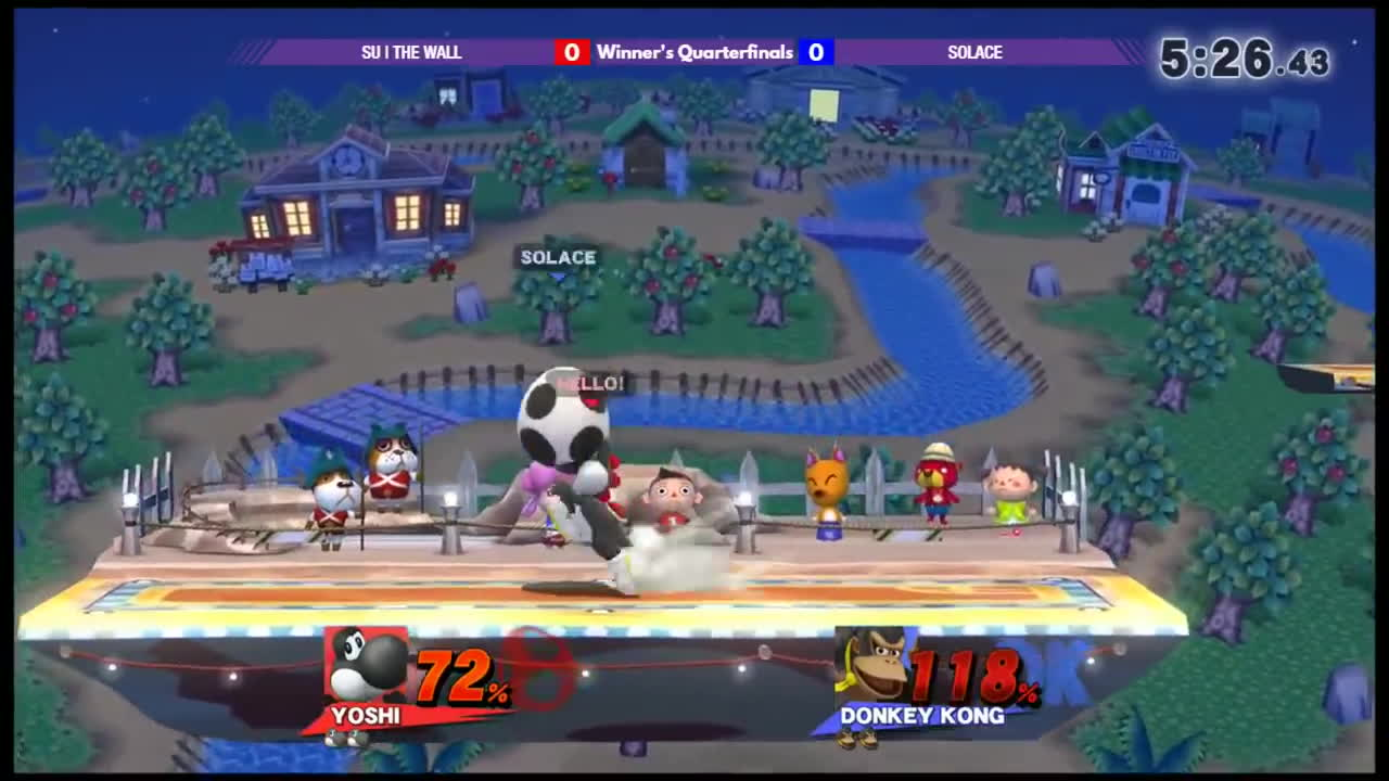 su the wall, the wall, yoshi, When the Yoshi combo lands just right - Feat. SU | The Wall GIFs