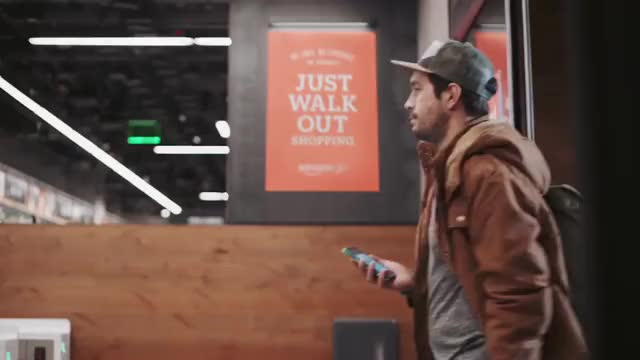Watch Introducing Amazon Go and the world's most advanced shopping technology GIF on Gfycat. Discover more amazon, amazon go, go GIFs on Gfycat