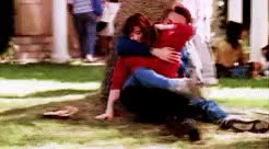 Watch keep dreaming GIF on Gfycat. Discover more beverly hills 90210, bh90210 s1, brenda walsh, brenda x dylan, by me, dylan mckay, luke perry, otp, shannen doherty, tv show: beverly hills 90210 GIFs on Gfycat