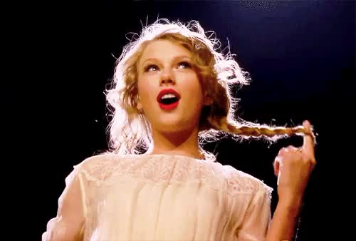 Watch and share Speak Now Tour Gifs GIFs and Taylor Swift GIFs on Gfycat
