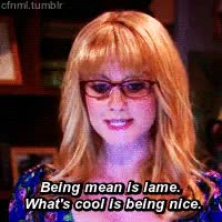 Watch and share The Big Bang Theory GIFs and Melissa Rauch GIFs on Gfycat