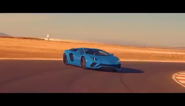 Watch and share Lamborghini Aventador S: The 4 Masterpieces GIFs on Gfycat