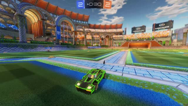 Watch 1-2-1 GIF by @aaronie on Gfycat. Discover more RocketLeague, goal, rl GIFs on Gfycat