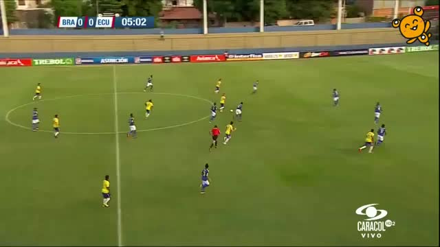 Watch Brazil 1-0 Ecuador GIF by @mchto on Gfycat. Discover more related GIFs on Gfycat