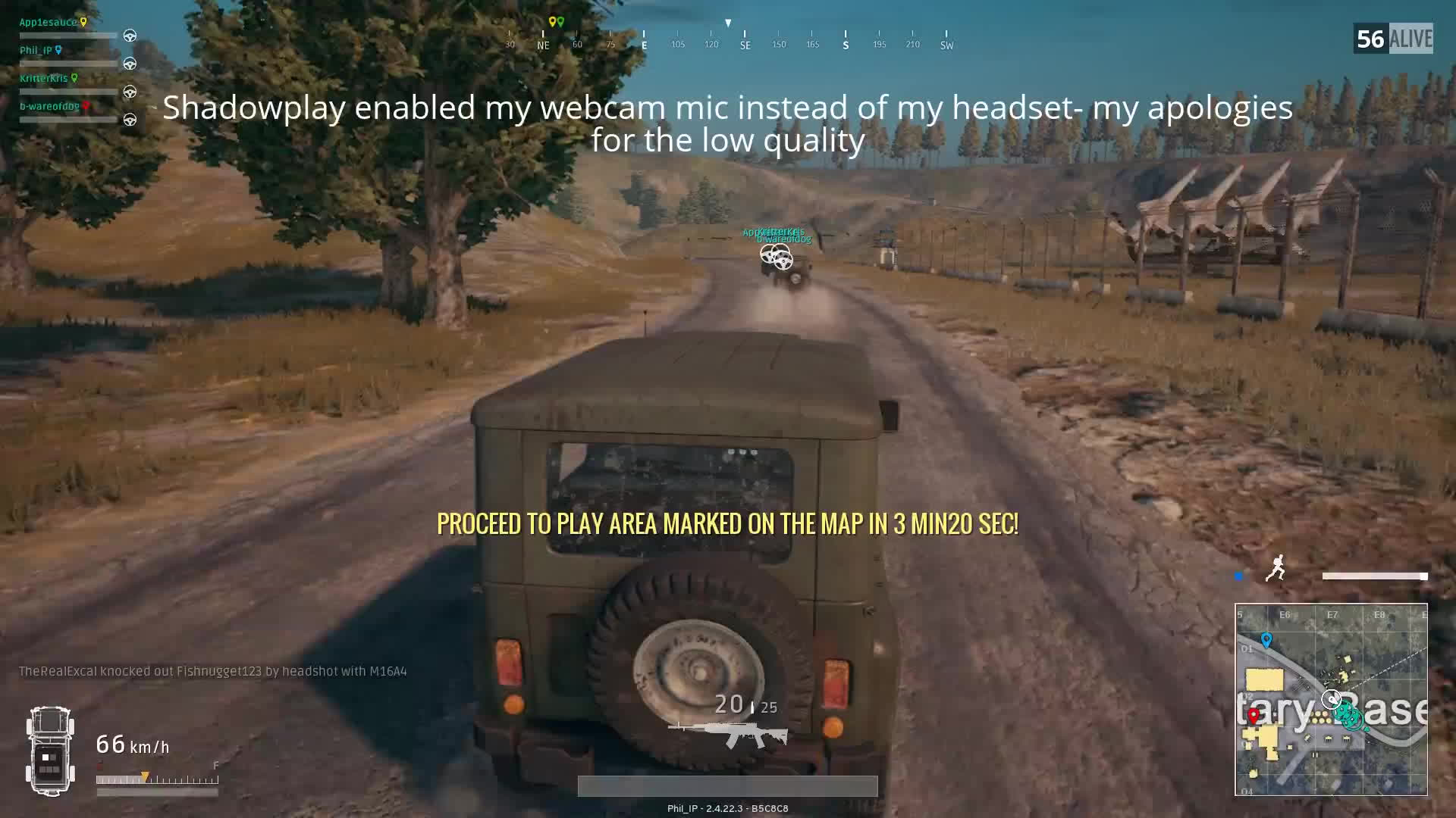 convoy, explosion, pubg, You're Never Safe in PUBG GIFs
