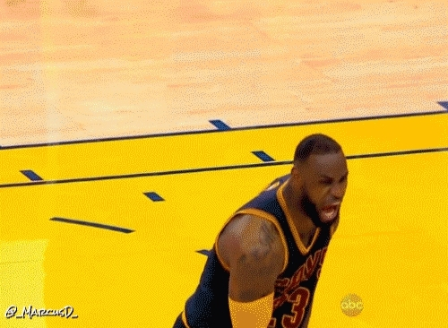 SuperSaiyanGifs, nba, I made the Super Saiyan Lebron gif everybody wants (reddit) GIFs