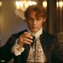 Watch and share Outlander Sam Heughan GIFs on Gfycat