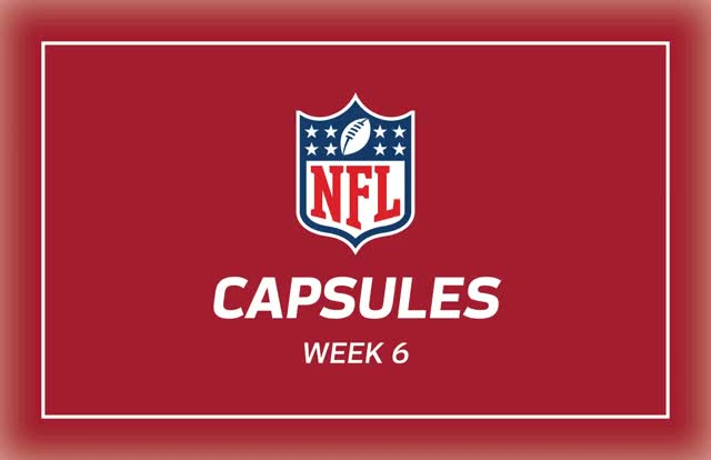 Watch and share Week 6 NFL Capsules GIFs by nlk21 on Gfycat