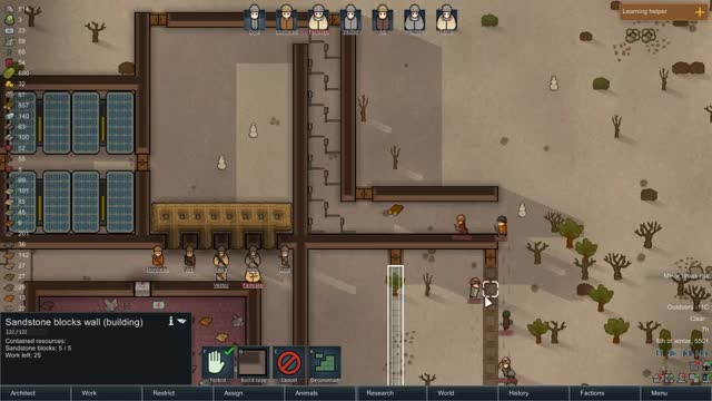 Watch and share Gameplay GIFs and Rimworld GIFs by JNuggles on Gfycat