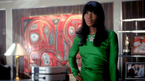 naomi campbell, Empire's treatment of bipolar disorder strikes me as problematic GIFs