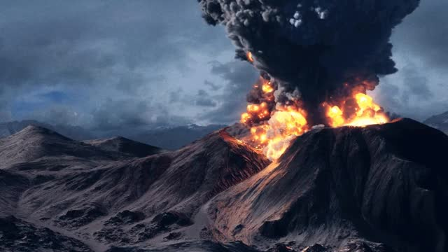 Watch and share Volcano GIFs by markhmwong on Gfycat